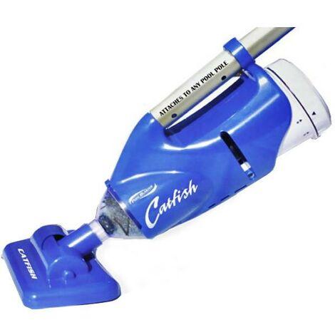 La aspiradora eléctrica CATFISH de Water Tech