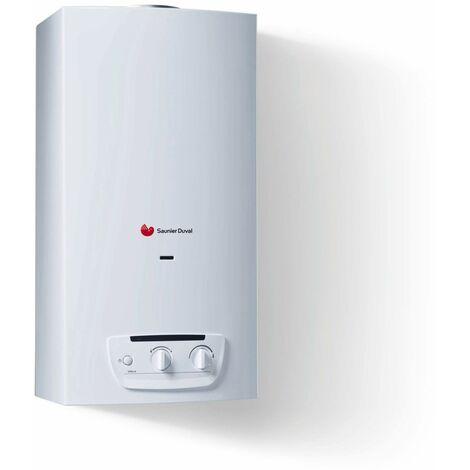 Calentador de baño OPALIA C11Z piezo Bas-NOx, gas ciudad, con luz piloto