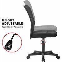 Executive Office Chair with High Back