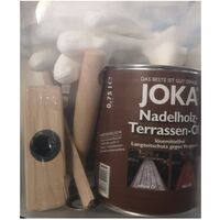 Joka Kit entretien terrasse en bois de conifères
