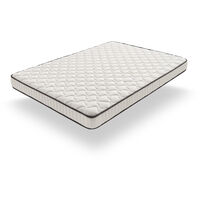 Colchón 105x190 | Kamasof | Colchón Visco Bamboo Relax | Altura 20cm | Tejido Strech Bamboo De SuaVidad Insuperable | Acolchado de 2cm de Visco Gel + Supersoft
