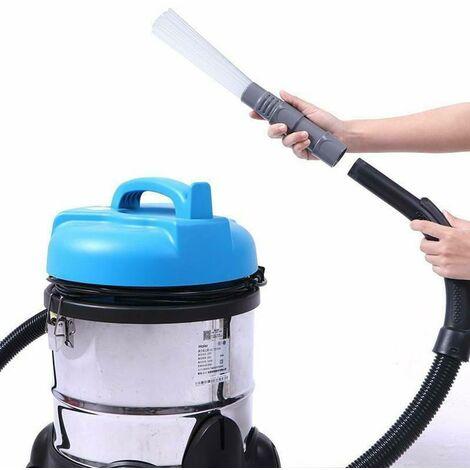 Dusty Brush Brosse à poussière pour aspirateurs, brosse universelle pour aspirateurs avec aspiration flexible et puissante