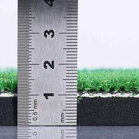 Tapis de golf d'arrière-cour Lixada Aides à l'entraînement au golf Tapis de putt extérieurs et intérieurs Tapis d'herbe de pratique Tapis d'entraînement de golf Racines d'herbe