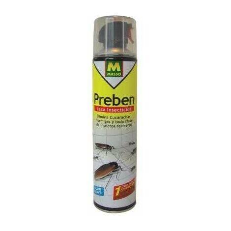 Masso Preben Spray Laca Insecticida 150Ml