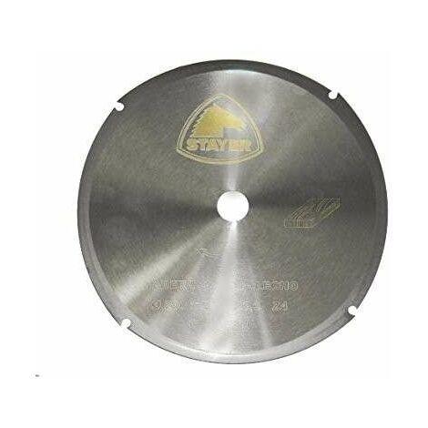 Stayer Disco Amoladora Madera 230*22 6 D.8000 Rpm
