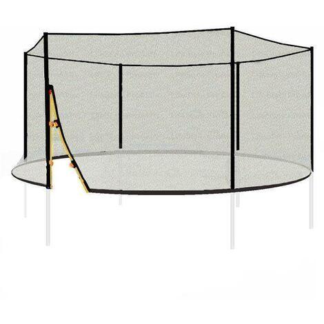 L-F-430 (A) LifeStyle ProAktiv 430cm Filet de sécurité 140g / m² UV Résistant
