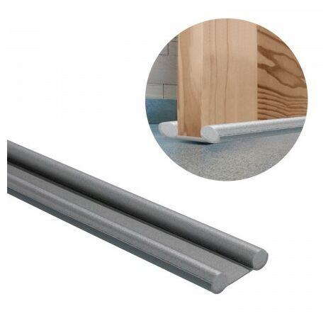 Burlete porte mousse gris bas-porte 95 cm.