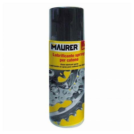 Spray lubrifiant chaînes vélo 200 ml.