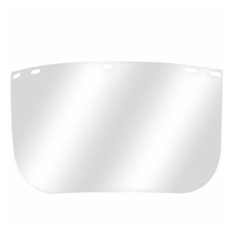 Protection faciale de rechange polycarbonate