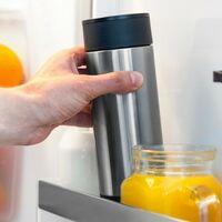 Machine à café automatique power matic-ccino 8000 touch serie bianca cecotec