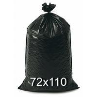 30141 /240L/ /1000/X 1250/mm/ jufol Sacco della spazzatura/ 1/pezzi /5/pezzo sul ruolo/ /Nero