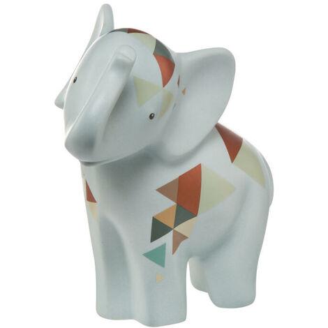 Goebel Mweya, Elephant De Luxe, Elefant, Figur, Dekoration, Porzellan, 15.5 cm, 70000251