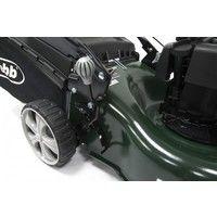 "Webb R18HP 18"" Petrol Push Rotary Lawmower"