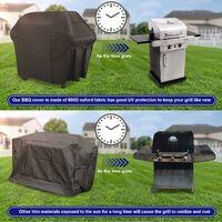 Jardin › Barbecue et repas en extérieur › Accessoires pour barbecue et fumoir › Housses pour barbecue