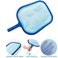 Leaf Skimmer Net Entretien de la Piscine Hors-Sol àSurface pivotante pour Piscine Hors Sol - Filet à Mailles Fines