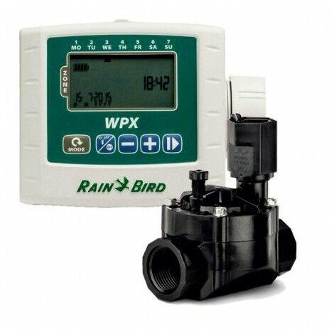 """programmeur batterie WPX1 Kit + 9V Electrovanne 1 """" Rain Bird"""