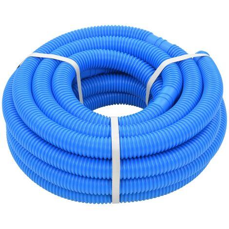 Pool Hose Blue 38 mm 12 m - Blue
