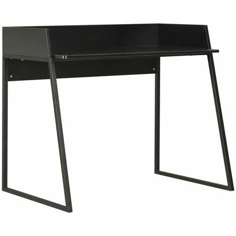 Desk Black 90x60x88 cm - Black