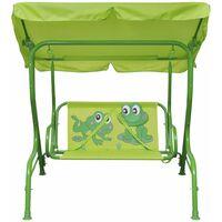 Kids Swing Seat Green - Green