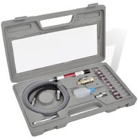Airpress Pneumatic Tool Kit Grinder Set