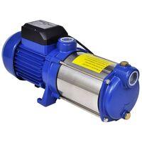 Jet Pump 1300 W 5100 L/h Blue