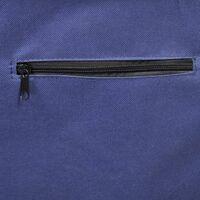 Beach Trolley with Wheels Portable Foldable Blue - Blue