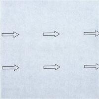 Self-adhesive Flooring Planks 5.11 mPVC Light Brown - Brown