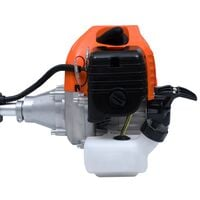 4-in-1 Petrol Garden Multi-tool Set with 52 cc Engine - Orange