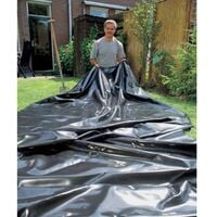 Ubbink Pond Liner AquaLiner 8 x 6 m PVC 0.5 mm 1331171