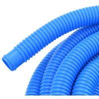 Pool Hose Blue 32 mm 15.4 m - Blue