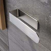 Towel ring Self-adhesive towel holder Without drilling Stainless steel towel rail for bathroom and kitchen