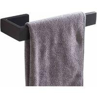 Bathroom Towel Ring, 304 Stainless Steel Towel Rack, Wall Mounted Bath Towel Holder