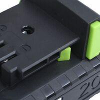 Battery Pack 20V 1500 mAh Li-ion - Black