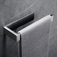 Towel ring Towel holder 304 Stainless steel brushed surface Towel holder without drilling Toilet accessories Bathrooms