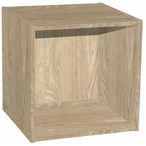 Meuble une case 35.1 x 34.9 x 33.7 Alsakaz - CaliCosy - Klares Holz