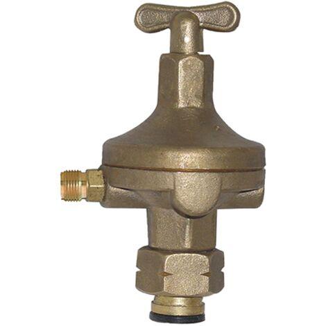 regulador de gas de alta presión de conexión Shell Welco