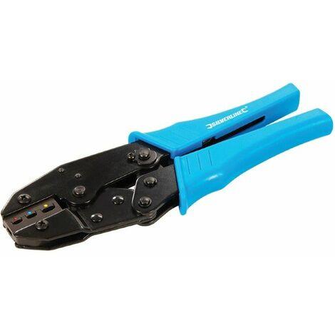 Expert Ratchet Crimping Tool 220mm