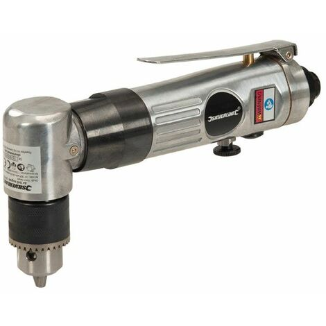 """Air Drill Angled 10mm / 3/8"""""""