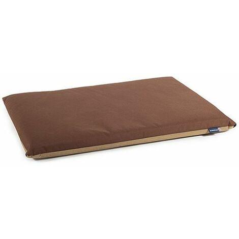555400 - Waterproof Pad Brown/Beige 107cmx69cm