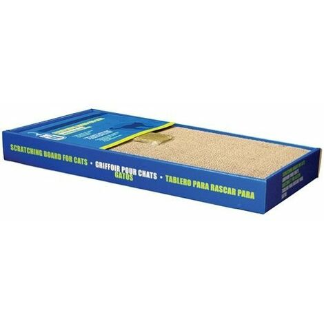 52411 - Catit Scratching Board with Catnip - Wide