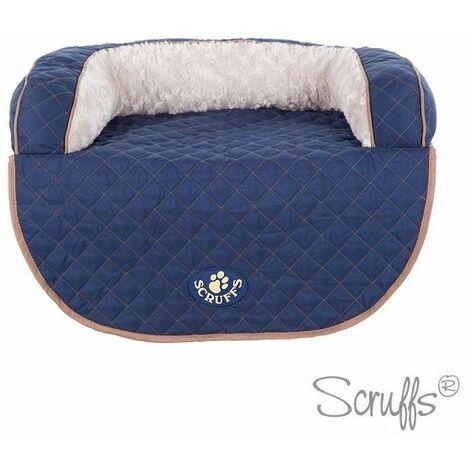 Scruffs Wilton Sofa Bed (M) - Blue