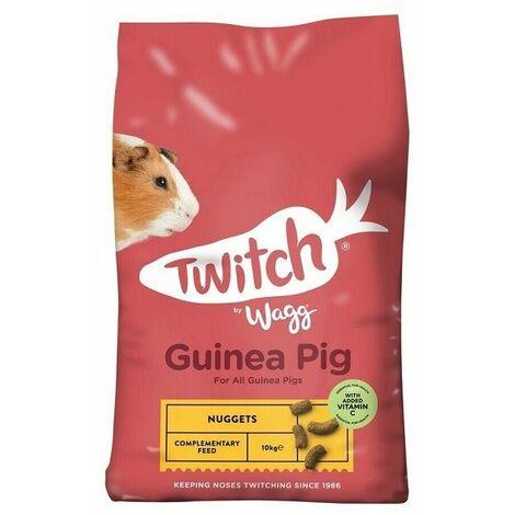 574500 - Twitch Guinea Pig Crunch 10kg