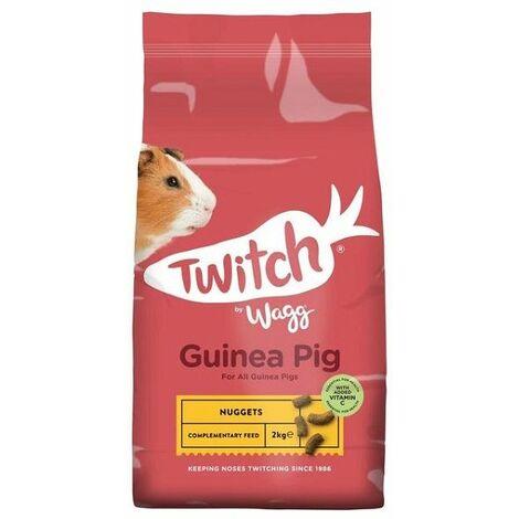 574477 - Twitch Guinea Pig Crunch, 2KG