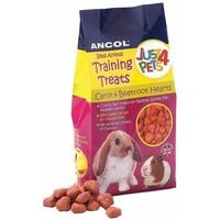 961000 - Small Animal Treat Beetroot & Carrot 90g