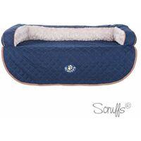 Scruffs Wilton Sofa Bed (L) - Blue