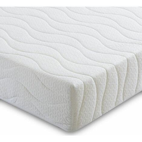Starlight single memory foam mattress suitable for adults, children, cabin beds, bunk beds and single bases - 3FT Single