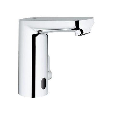 Rubinetto elettronico Grohe per lavabo infrarossi con dispositivo miscelazione