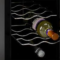 Cantinetta frigo per vino professionale 8 bottiglie Bacchus Viii per privati e aziende