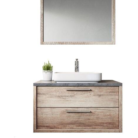 Waschbeckenunterschrank Unterschrank Badezimmerschrank Badezimmermöbel Badmöbel