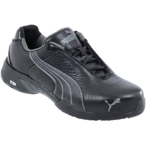 Chaussures de sécurité femme S3 SRC Puma Velocity noires - 38